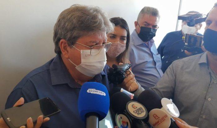 João Azevêdo demonstra interesse de ter Lorenna como candidata a deputada nas eleições do próximo ano