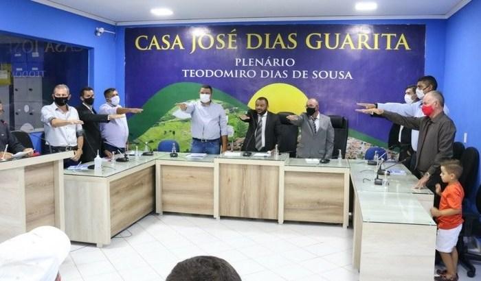Justiça cassa nove vereadores eleitos e três suplentes da Câmara de Monte Horebe