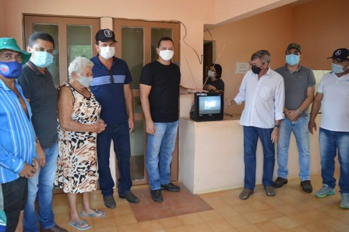 Prefeitura de Sumé leva atendimento itinerante ao Distrito de Pio X