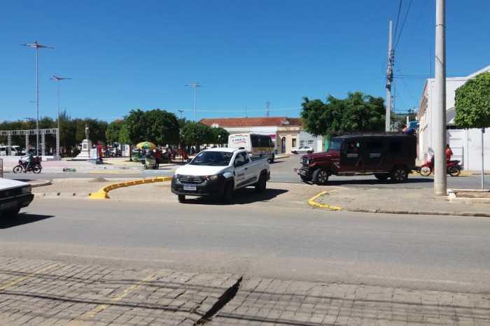 TRÂNSITO: MONTRAN realiza mudanças e adequações em ruas de Monteiro