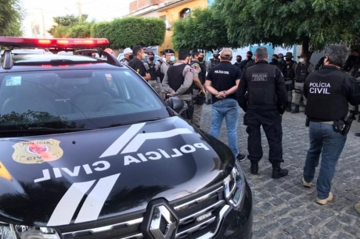 Operação conjunta prende suspeito de atirar contra policiais no Sertão
