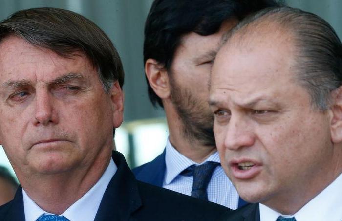 Bolsonaro cobra depoimento de Barros na CPI da Pandemia