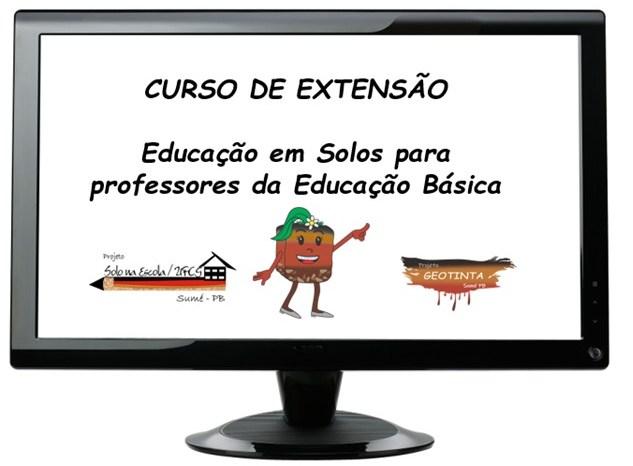 Abertas na UFCG em Sumé inscrições para curso de extensão em Educação em Solos