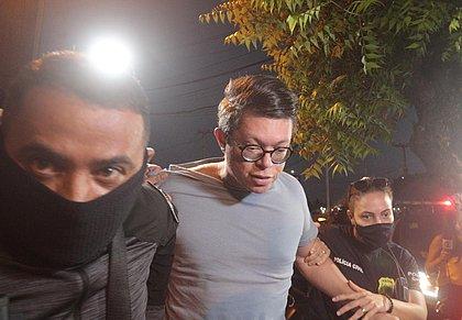 Dj Ivis é indiciado por mais dois crimes contra a ex-esposa, Pamella Holanda
