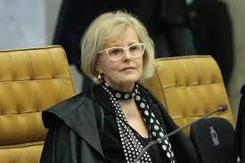 Rosa Weber envia à PGR pedido de investigação contra Bolsonaro e Roberto Dias