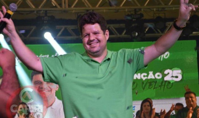 Em Ouro Velho: Dr. Júnior descarta possibilidade de disputar mandato de deputado estadual