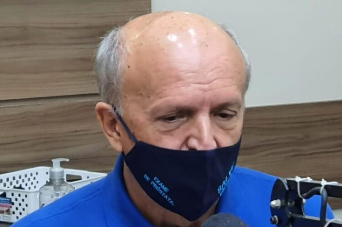 Geraldo Medeiros defende eficácia da vacina Pfizer em adolescentes