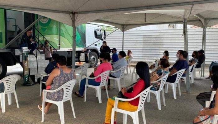 Primeira Ação itinerante da Defensoria Pública em Monteiro atendeu as expectativas