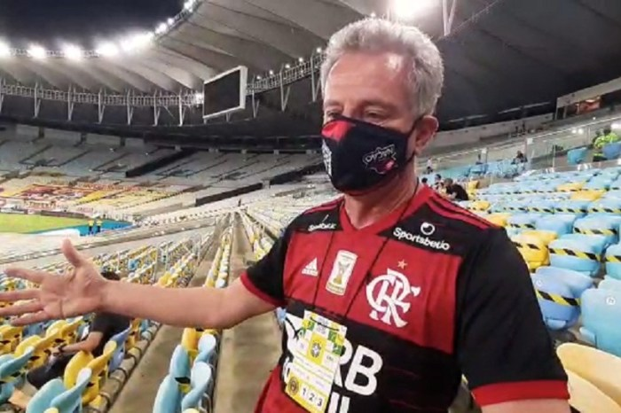 MP denuncia presidente do Flamengo por gestão fraudulenta e envio indevido de recursos