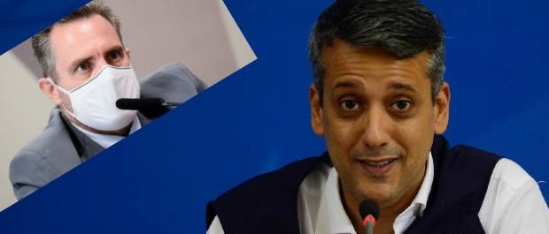Dias confirma reunião com Dominguetti, mas nega propina; assista