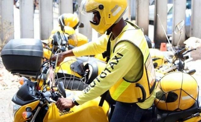 Tarifa do serviço de mototáxi sofrerá aumento em Monteiro