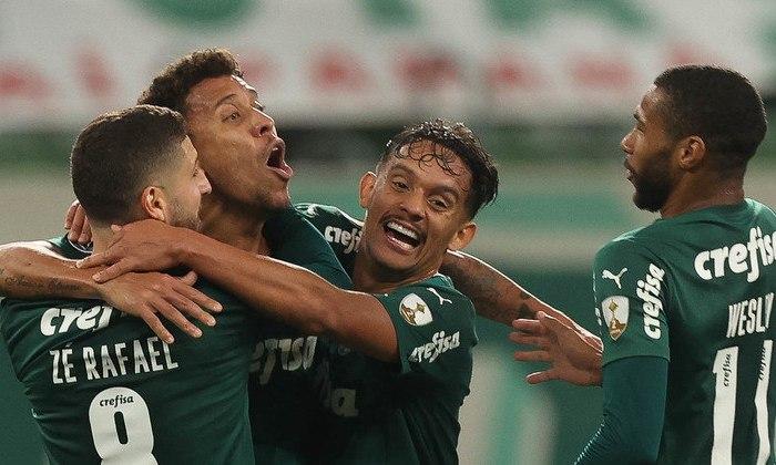 Palmeiras vence e enfrentará o São Paulo nas quartas da Libertadores