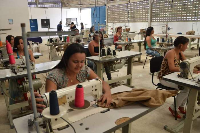 Prefeitura de Sumé abre vagas para curso de costura