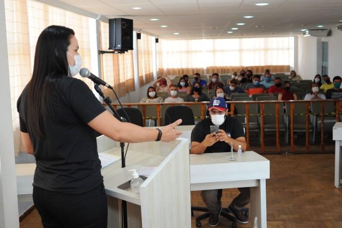 Agosto da Juventude: Secretaria de Estado lança Programa Qualifica Juventude em Monteiro