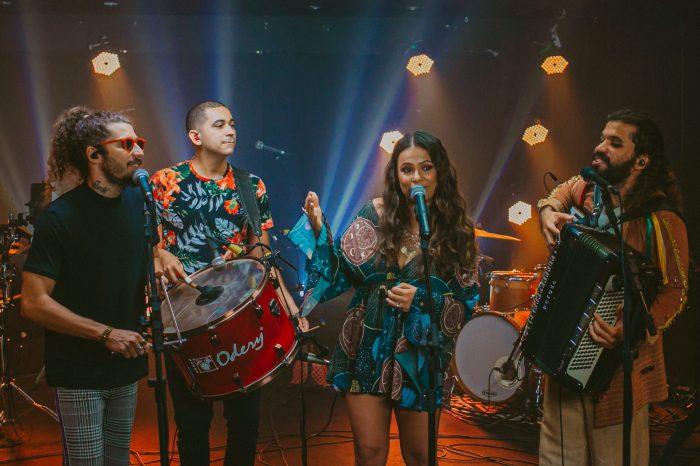 Banda 'Os Gonzagas' lança música em homenagem aos 436 anos de João Pessoa
