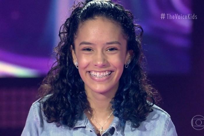 Confira o resultado das participações das paraibanas do The Voice Kids neste domingo