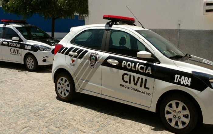 Casal suspeito de abuso contra adolescente é preso pela Polícia Civil, em Igaracy na PB