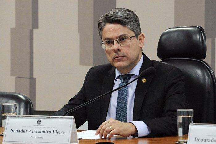 """""""CPI tem medo de uma reação armada""""; diz Alessandro Vieira"""