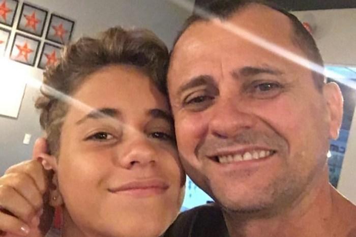 """Pai de Lucas Santos desabafa após morte do jovem: """"Nunca é tarde para procurar ajuda"""""""