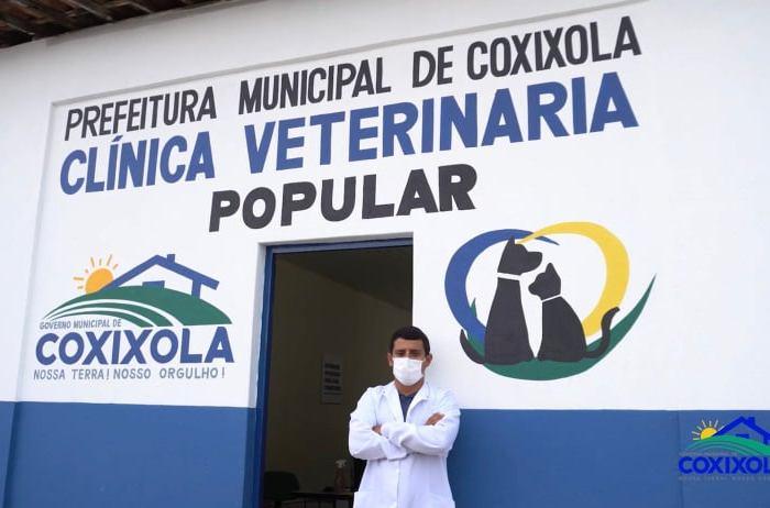Cidade do Cariri inova e implanta a 1ª Clínica Municipal Veterinária da Paraíba