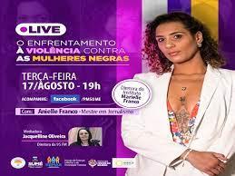 Sumé: Secretaria de Assistência Social realiza live com Anielle Franco – irmã de Marielle Franco