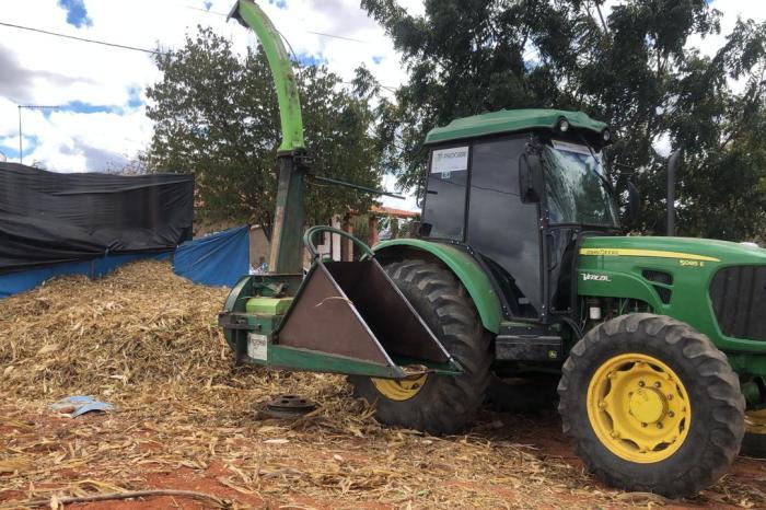 MONTEIRO: Secretaria de Agricultura realiza atendimento em 10 comunidades rurais