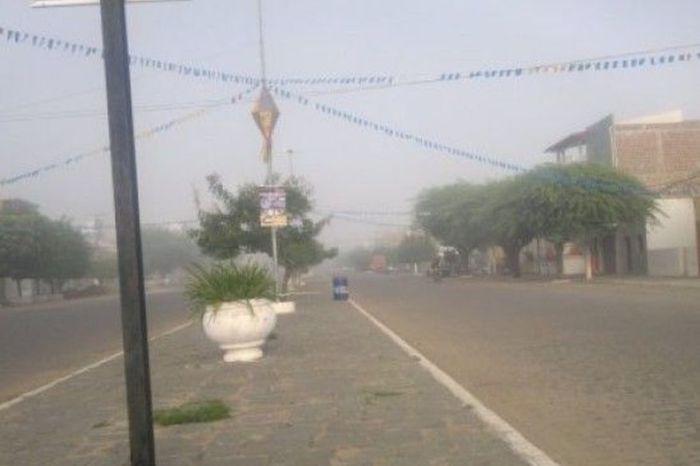 Monteiro registra temperatura mais baixa da Paraíba em julho e chega a 15 graus, diz Aesa