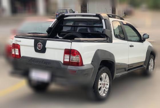 Criminosos arrombam garagem e levam carro da Prefeitura de São Domingos