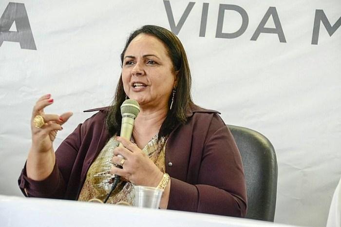 Lídia Moura garante apoio do PMN a João Azevêdo nas eleições de 2022
