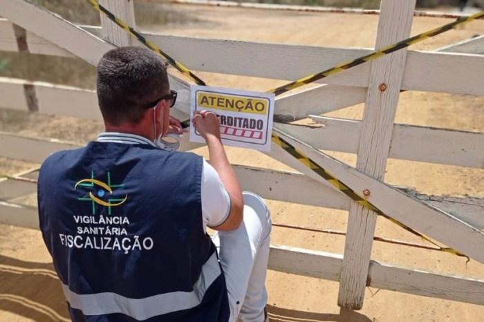 Bar é autuado e interditado após aglomeração em Monteiro