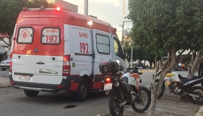 MOÍDOS DA REDAÇÃO: Servidor da Prefeitura de Monteiro sofre infarto e morre no local de trabalho