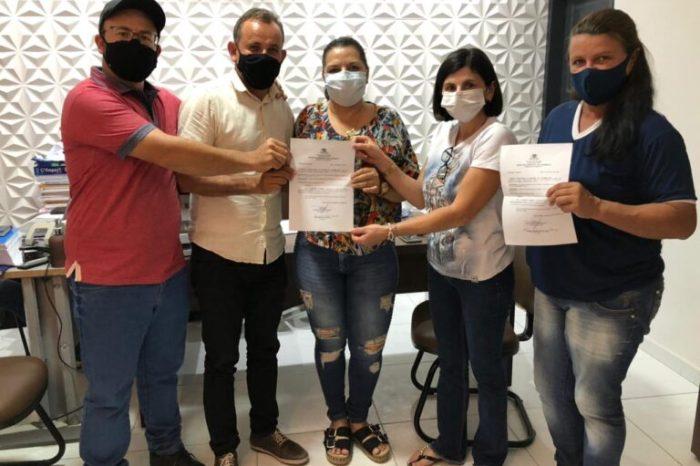 Em Livramento, prefeito implanta o PCCR dos professores