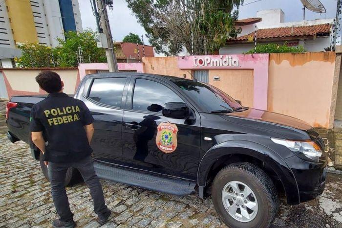 Polícia Federal investiga uso de dinheiro público para custear campanha eleitoral na PB