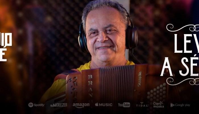 Flávio José lança single nas plataformas digitais