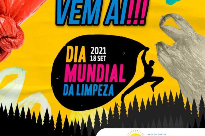 Cidade do Cariri adere ao movimento Dia Mundial da Limpeza e define vasta programação