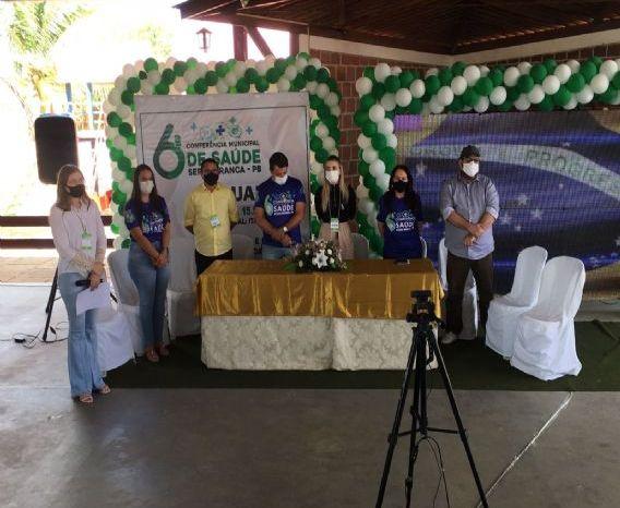 Serra Branca realiza Conferência Municipal de Saúde com vários profissionais da área