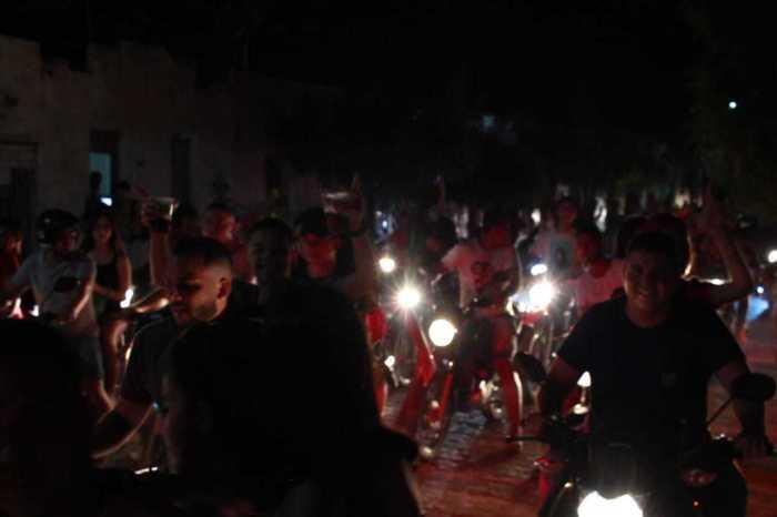 Estudantes monteirenses realizam movimento contra Bolsonaro e ato surpreende organização