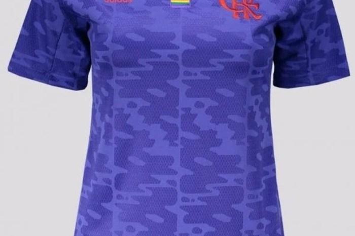 Flamengo prepara lançamento de camisa em apoio ao movimento LGBTQIA+
