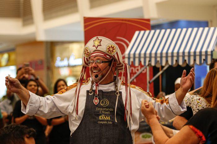 Campina Grande recebe festival Degustando o Brasil em outubro