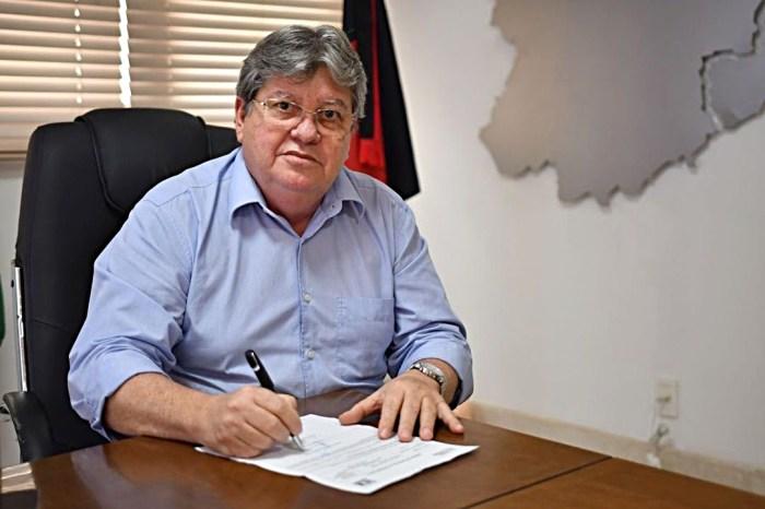 Governador renova decreto da Paraíba com medidas de combate à Covid-19 por mais 15 dias