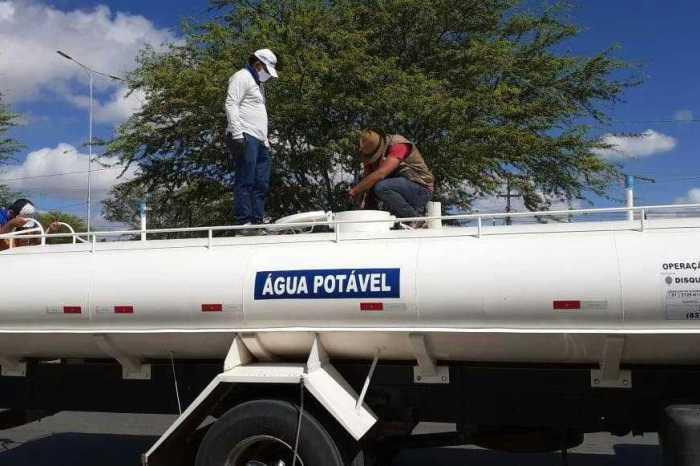 MONTEIRO: Entrega dos vales da água da operação pipa do exército tem início nesta terça-feira (21)