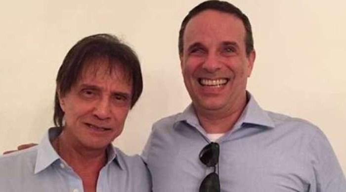 Morre em São Paulo o filho do cantor Roberto Carlos, Dudu Braga