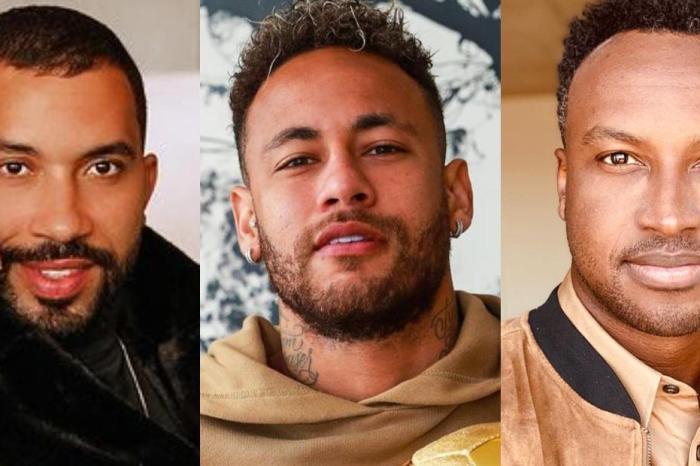 Gil do Vigor relembra encontro com Neymar Jr. e Thiaguinho: ''Dois vigorosos que eu admiro demais''