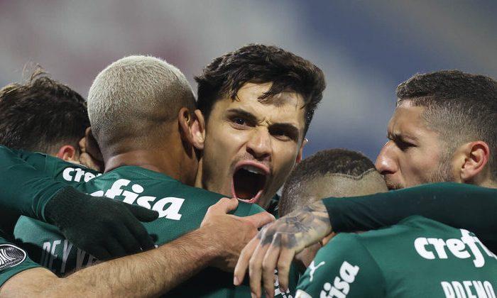 Em busca do tri! Palmeiras empata com Atlético-MG e vai à final da Libertadores