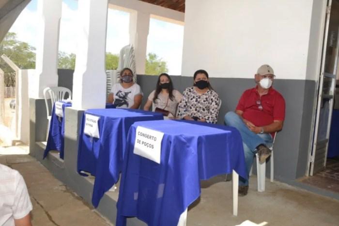 MONTEIRO: Agricultura disponibiliza técnicos para elaboração de projetos