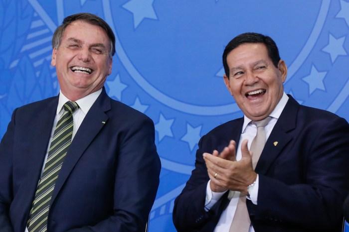 MP Eleitoral opina por rejeição de ações de cassação de chapa Bolsonaro-Mourão