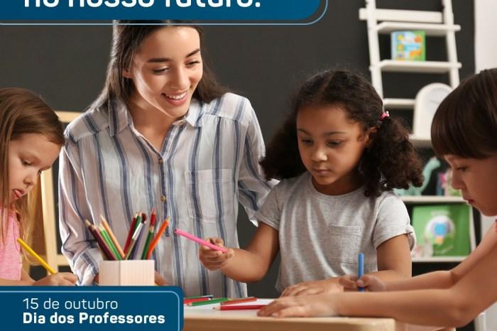 Prefeita Anna Lorena parabeniza professores pelo seu dia