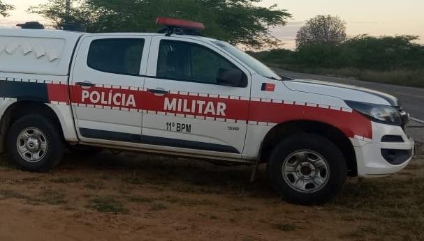 Ação Rápida: Polícia Militar recupera motocicleta roubada e prende suspeito, em Monteiro