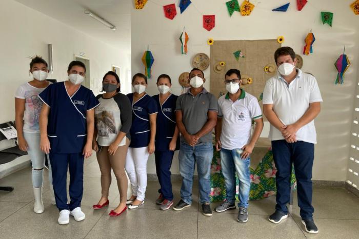 Ouro Velho é eleita a melhor saúde do Cariri Ocidental e a 5° na Paraíba