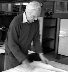 Hans Broos (1921-2011) Foto divulgação  [Acervo Hans Broos]